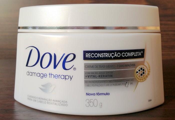Creme de Tratamento Reconstrução Completa - Dove