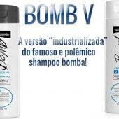 Bomb V: O Shampoo Bomba da Nouvelle!