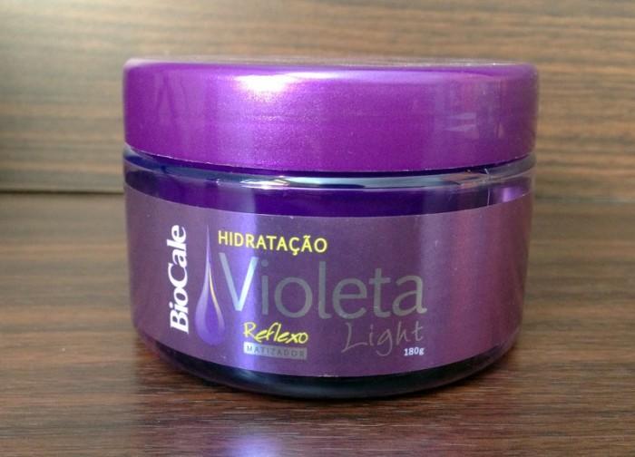 biocale violeta