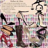 Sapatos da Mulher do Signo de Libra