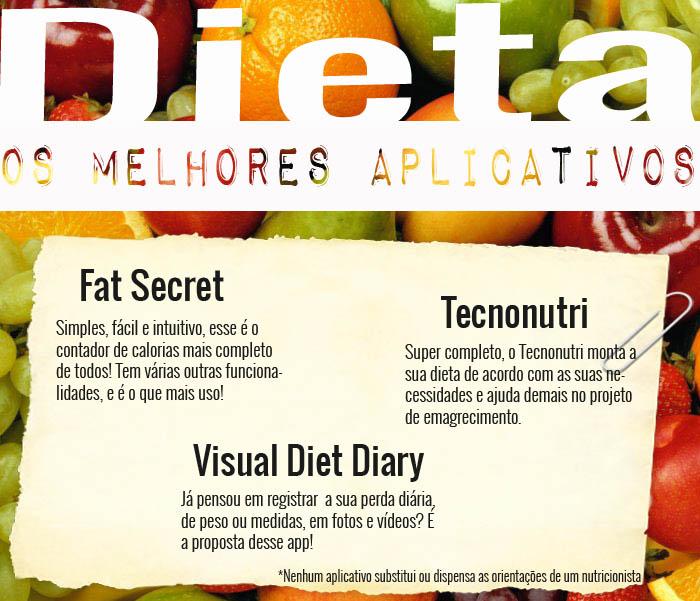aplicativos de dieta