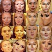 Realidade Não É Nada, Maquiagem É Tudo!
