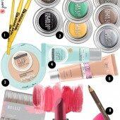 TOP 10 Maquiagem de Farmácia