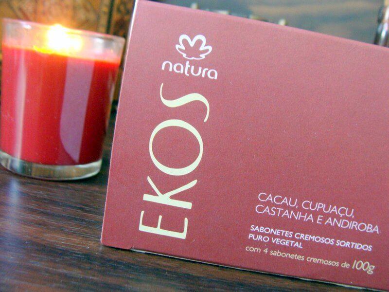 sabonetes cremosos puro vegetal natura ekos