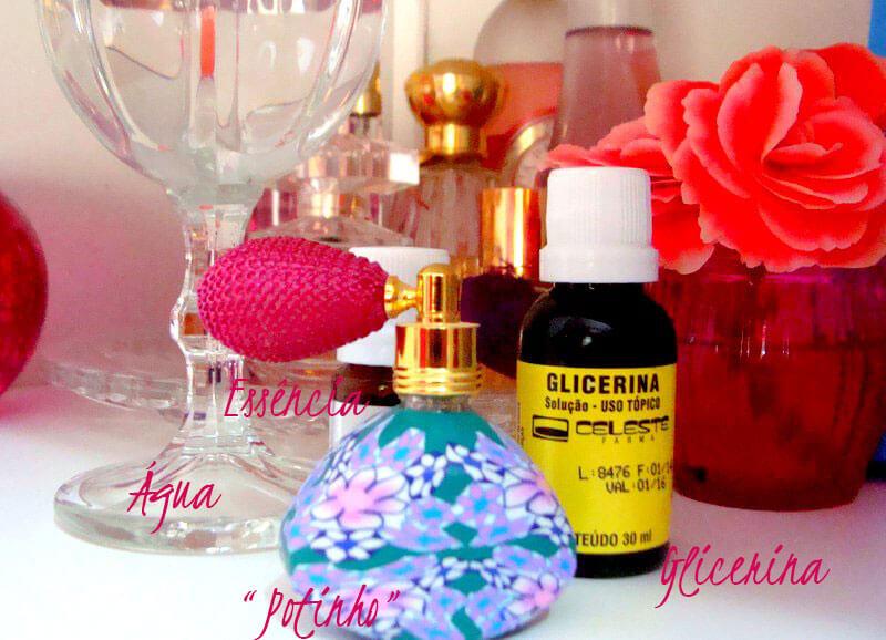 perfume de cabelo