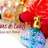 Perfume de Cabelo: Faça o Seu!