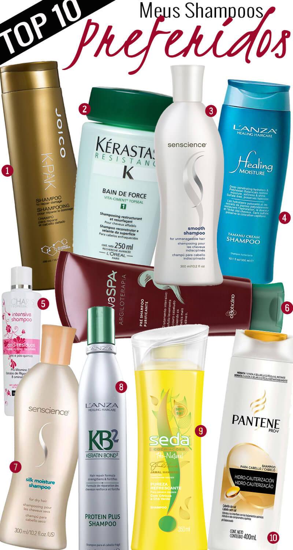 dcc8dd658 Top 10: Melhor Shampoo - Juro Valendo