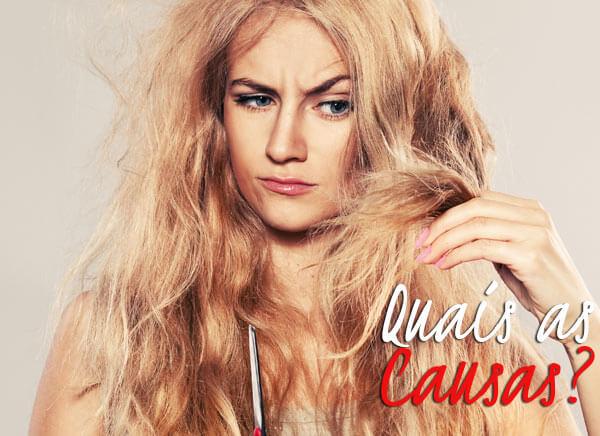 cabelos elásticos