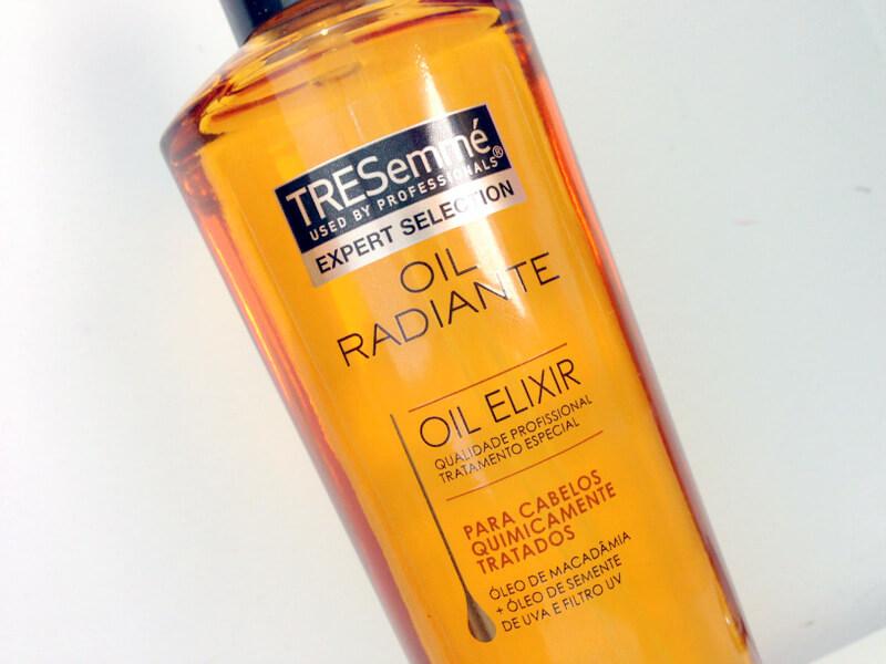 oil elixir TRESemmé