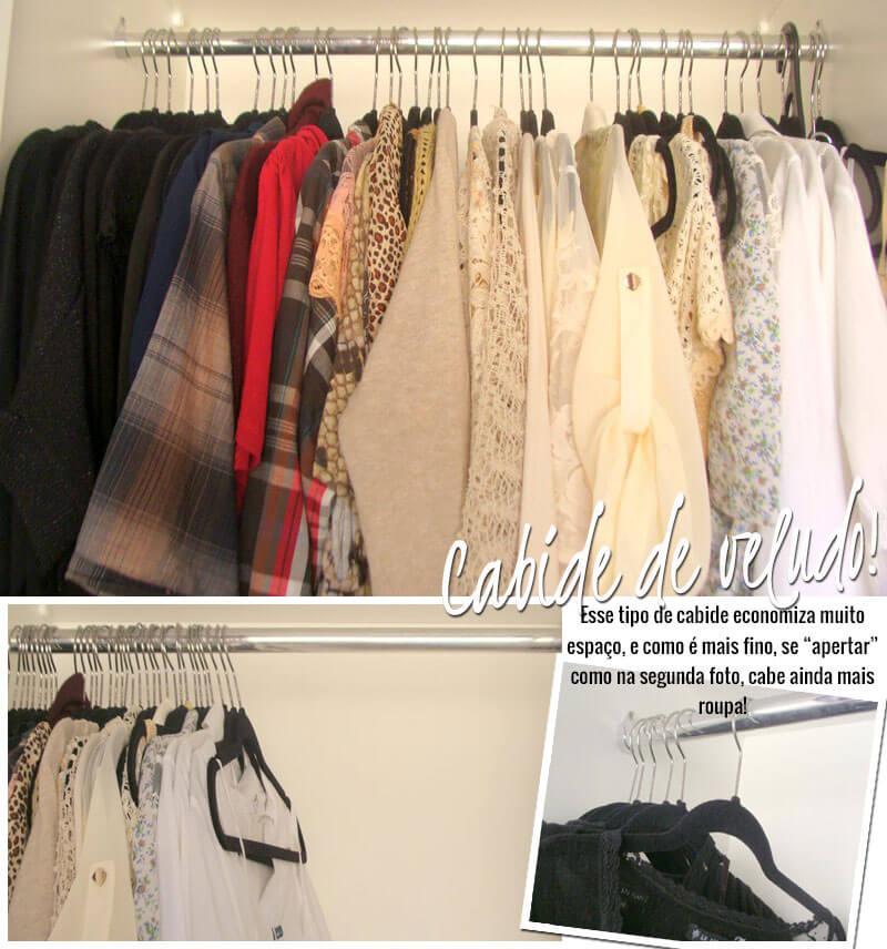 guarda-roupa pequeno