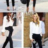Camisa Branca: Usando o Básico de Forma Diferente