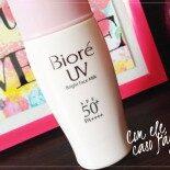 Bioré Bright Face Milk: Meu Protetor Solar Preferido!