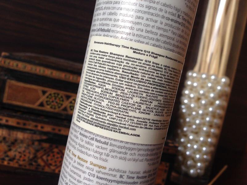 shampoo time restore