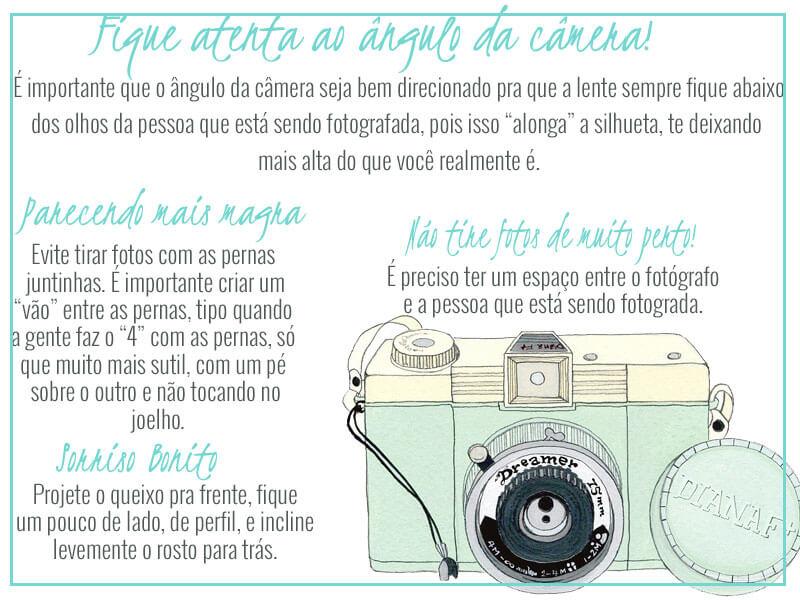 como sair bem nas fotos