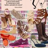 Sapatos da Mulher de Sagitário