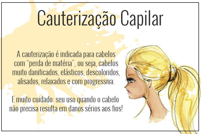 cauterização-capilar