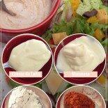 Molho Para Salada: O Delicioso Molho de Páprica da Ju!