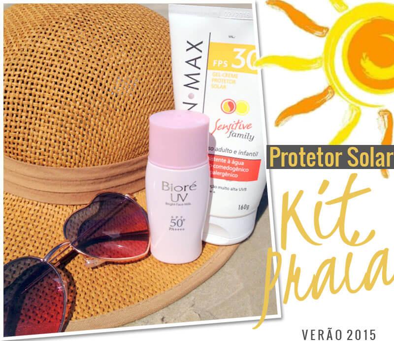 protetor solar