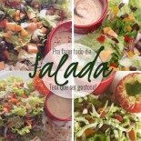Saladas Gostosas: Sim, Isso Existe!
