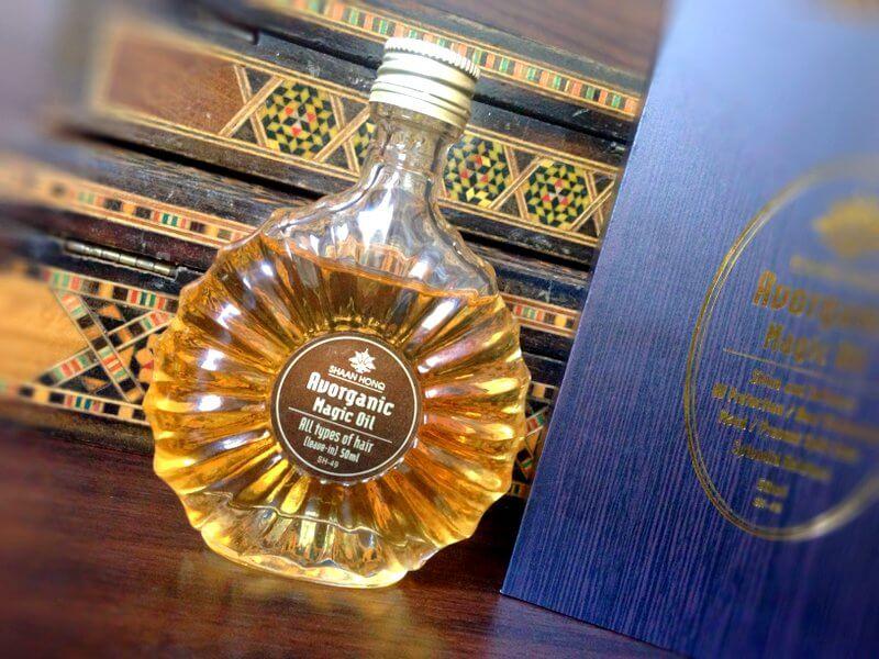 avorganic magic oil