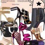 Sapatos da Mulher de Aquário