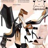 Sapatos da Mulher de Capricórnio