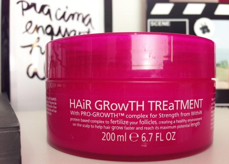 máscara Hair Growth Treatment, Lee Stafford