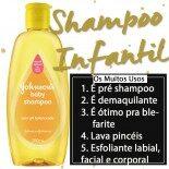 Shampoo Infantil: Muitos Usos na Beleza!