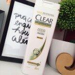 Clear Shampoo Anticaspa Nutritivo