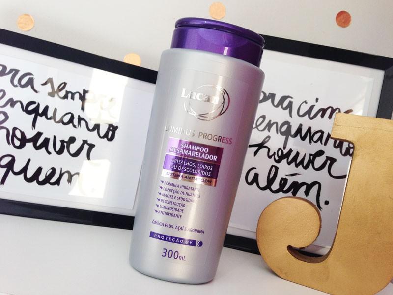 Shampoo Desamarelador Lacan