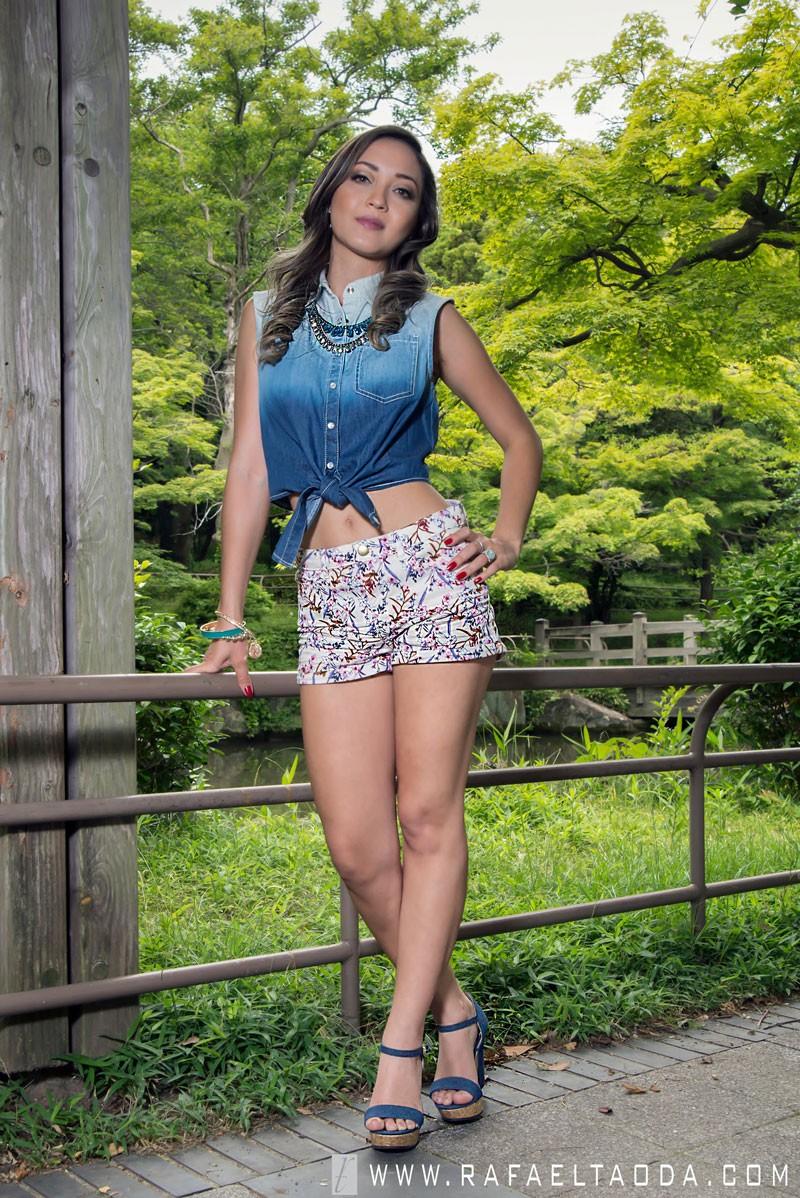 Shortinho-Floral--Regata-de-Amarrar-Jeans