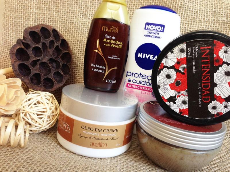 produtos corporais