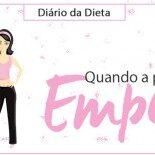 """Diário da Dieta: Quando a Perda de Peso """"Emperra"""""""