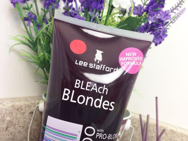 Shampoo Bleach Blondes Lee Stafford O Melhor Desamarelador