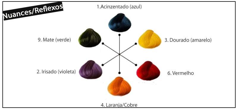 shampoo roxo e shampoo azul para cabelos loiros