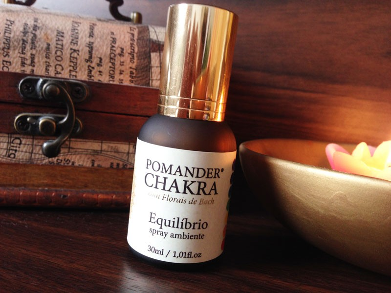 Pomander Chakra Equilíbrio,  Monas Flower