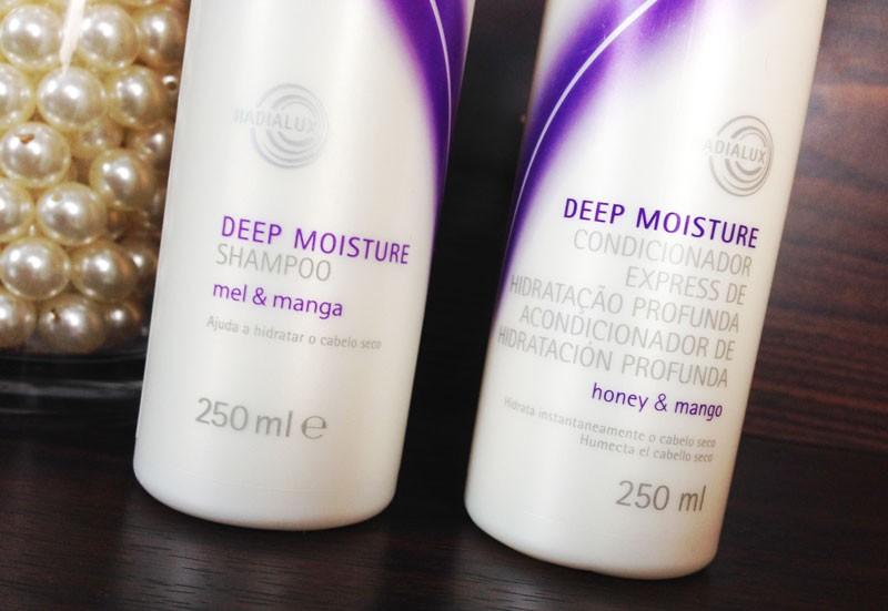 Shampoo e Condicionador Deep Moisture, Clairol