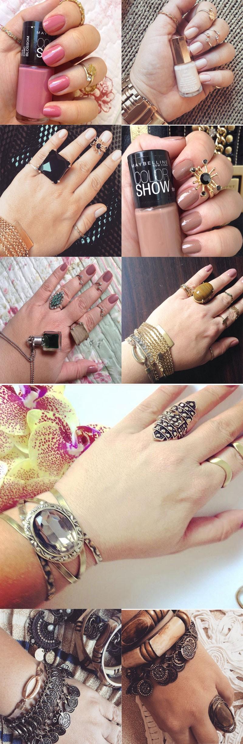 bijus mais usadas