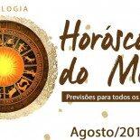 Horóscopo de Agosto de 2015 para Todos os Signos