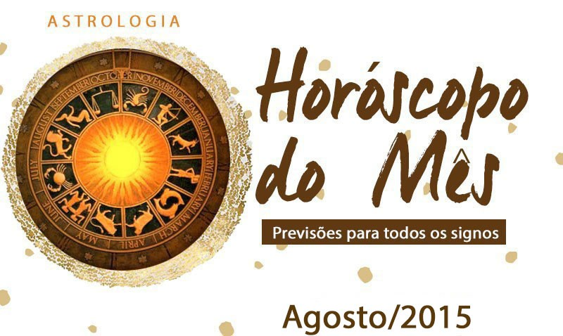 horoscopo agosto 2015