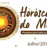 Horóscopo de Julho de 2015 para Todos os Signos