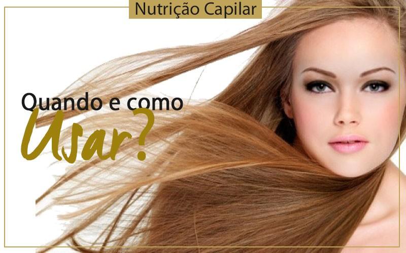nutrição capilar: Como saber se o cabelo precisa de nutrição