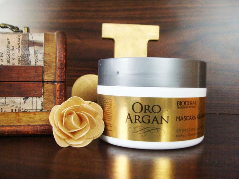 Bioderm Oro Argan Mascara Argan Nutritive - juro valendo