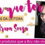 Top 10 da Leitora: Bruna Souza