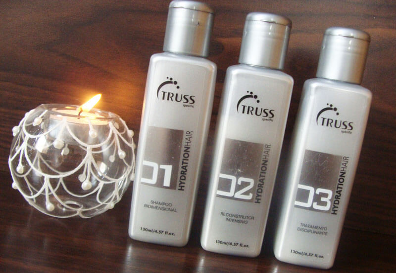Tratamento de Choque  Hydration Hair Truss