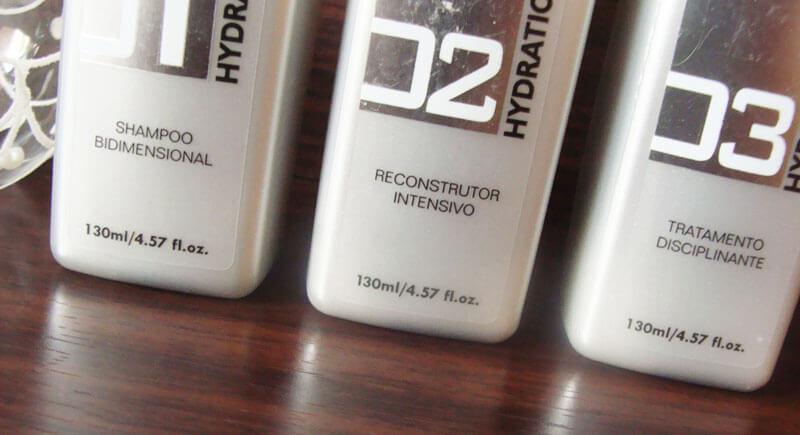 Tratamento de Choque Hydration Hair Truss