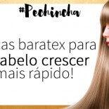 #Pechincha: Dicas para o cabelo crescer rápido