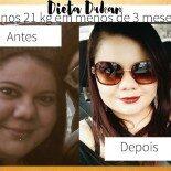 Dieta Dukan: Como a Faah eliminou mais de 20 kg!