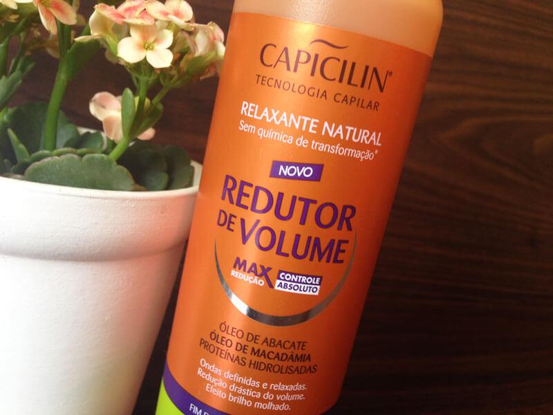 Redutor de Volume Capicilin