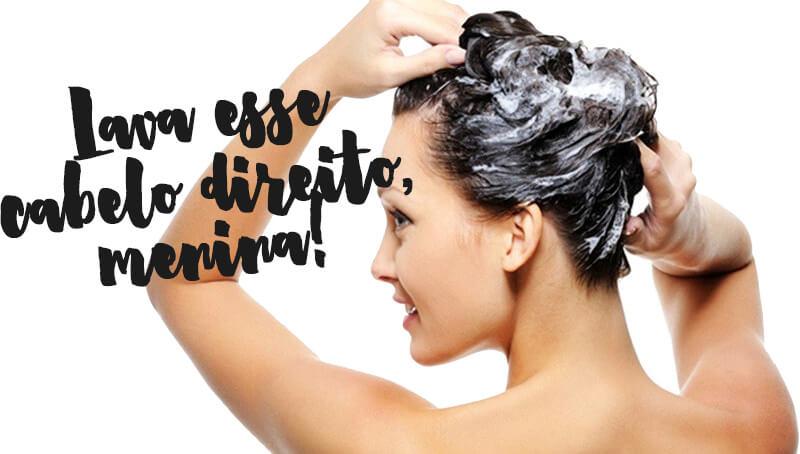 cabelos mistos raiz oleosa e pontas secas